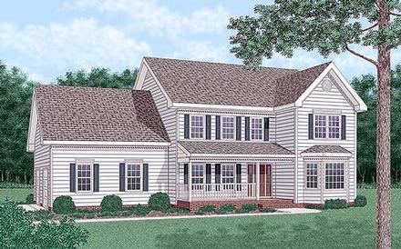 House Plan 45410