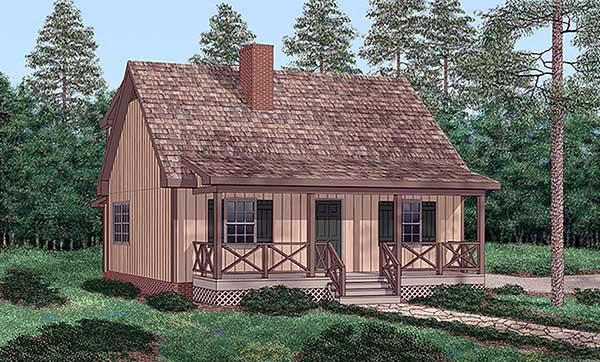 House Plan 45411