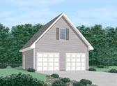 Garage Plan 45425
