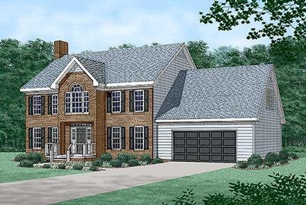 House Plan 45432
