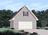 Garage Plan 45442