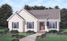 House Plan 45443