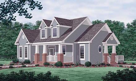 House Plan 45451