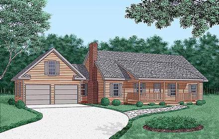House Plan 45452