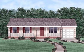 House Plan 45453