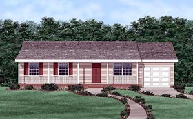 House Plan 45454