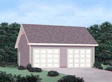Garage Plan 45465