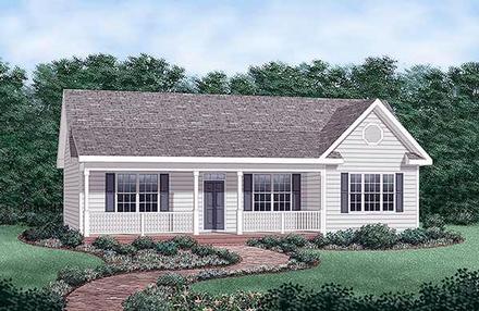 House Plan 45476