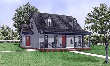 House Plan 45492