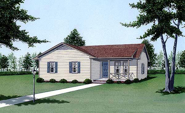 House Plan 45496