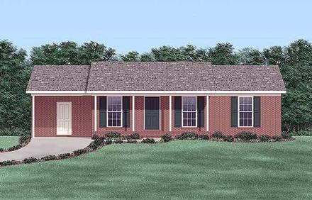 House Plan 45507