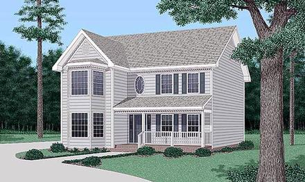 House Plan 45508