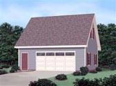 Garage Plan 45522