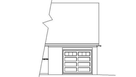 Garage Plan 45768