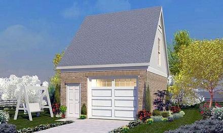 Garage Plan 45772