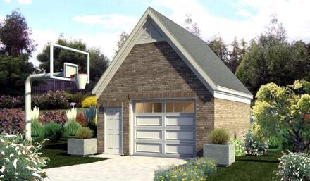 Garage Plan 45773