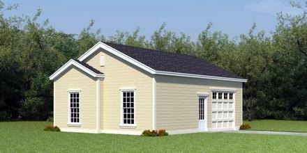 Garage Plan 45797