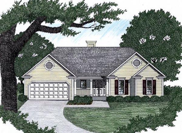 House Plan 45802