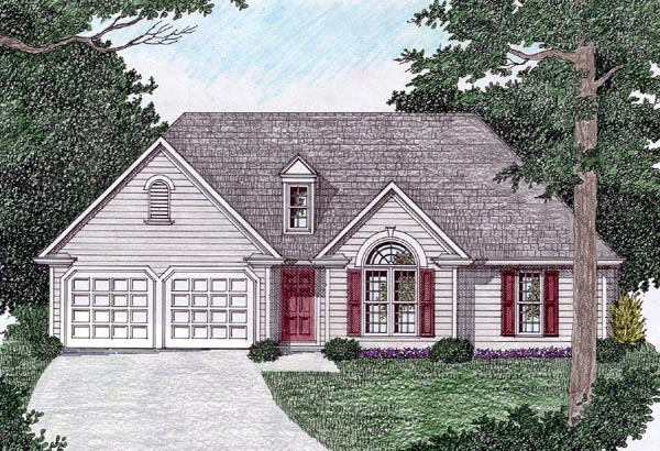 House Plan 45803