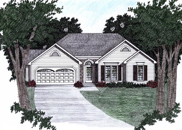 House Plan 45805
