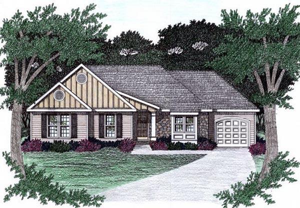 House Plan 45806