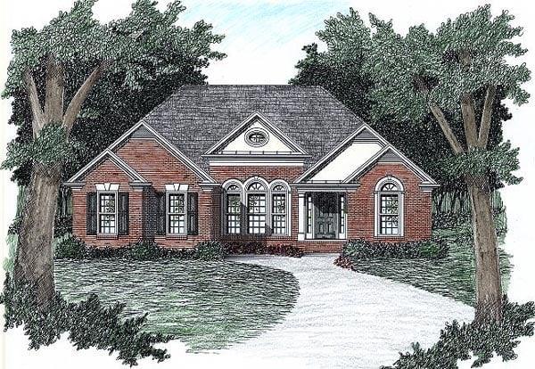 House Plan 45808