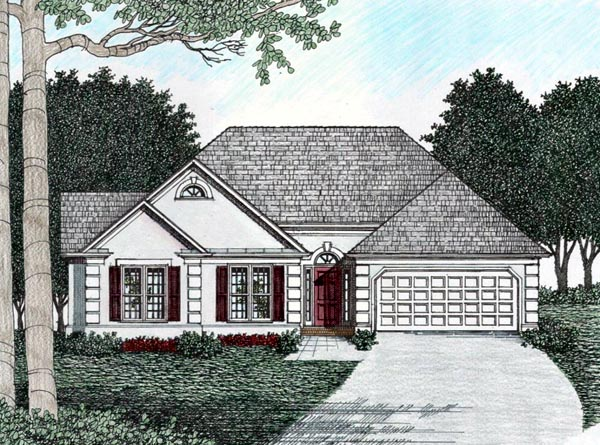House Plan 45809
