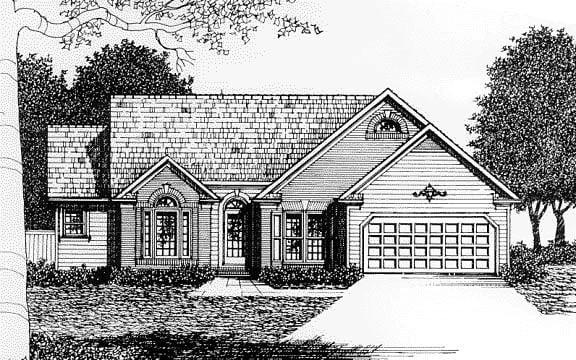 House Plan 45811