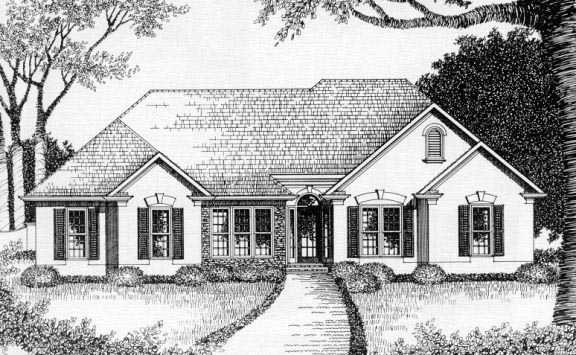 House Plan 45815