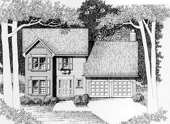 House Plan 45816