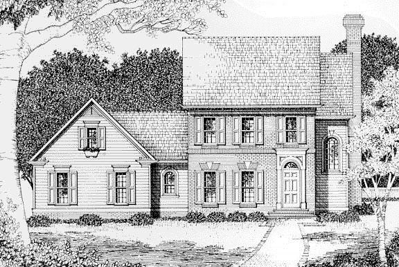 House Plan 45818