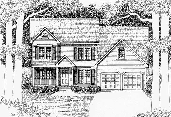 House Plan 45820