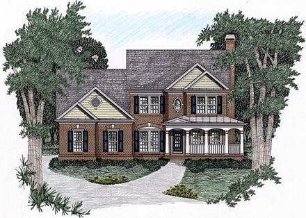 House Plan 45825