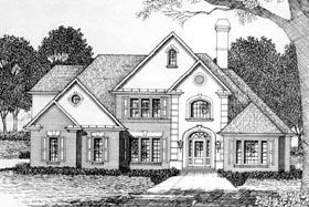House Plan 45844