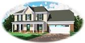 Plan Number 46339 - 2162 Square Feet