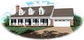 Plan Number 46377 - 1757 Square Feet