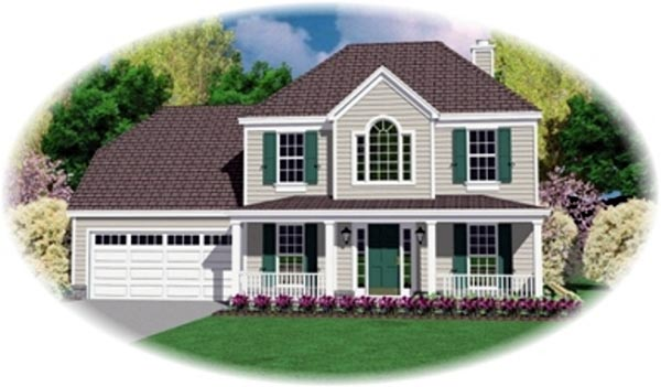 Country House Plan 46402