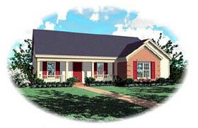 House Plan 46473