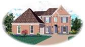 Plan Number 46586 - 2472 Square Feet