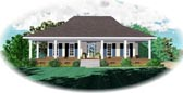 Plan Number 46604 - 1670 Square Feet