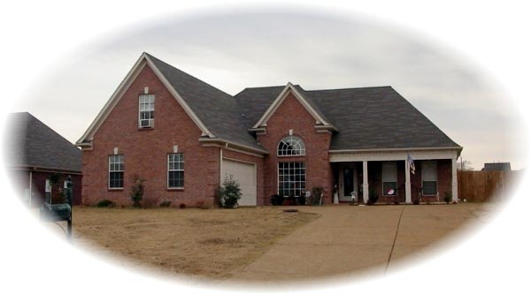 Traditional House Plan 46645 Elevation