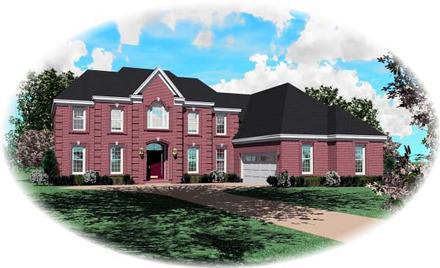 House Plan 46772