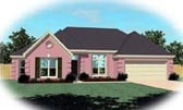 Plan Number 46801 - 2105 Square Feet