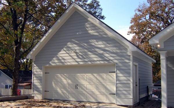 Traditional Garage Plan 46900 Elevation