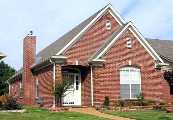 House Plan 46979 Elevation