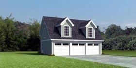 Garage Plan 47002