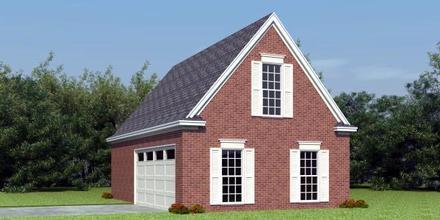 Garage Plan 47052