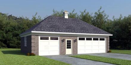 Garage Plan 47065