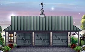 Garage Plan 47085