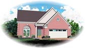 Plan Number 47096 - 1771 Square Feet